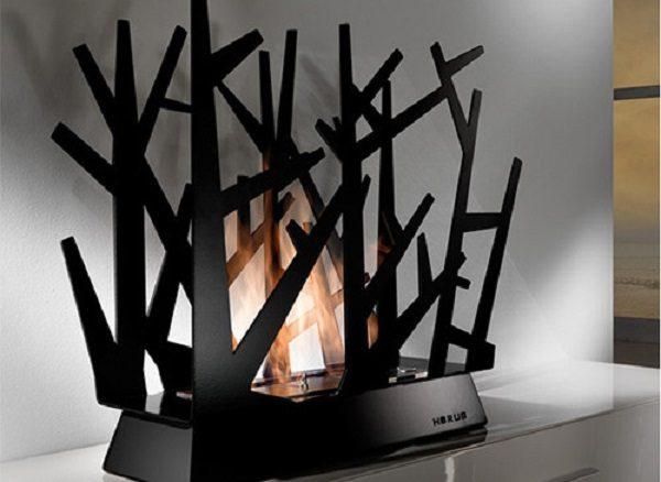 STEEL TREE NERO